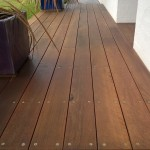 Pacific Jarrah Decking - Builder Rod Simpson