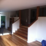 Spotted Gum Flooring /Stairs - Worth Building